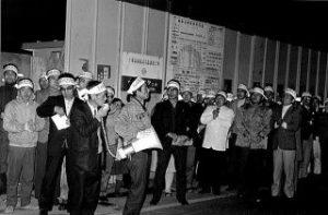 ◆ 建設予定地前での抗議活動 ◆