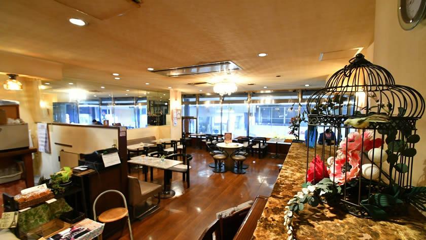 自家焙煎珈琲 梅の木 十条店