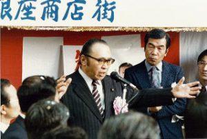 司会はなぜか牟田悌三さんでした。 白熱したやりとりの様子。
