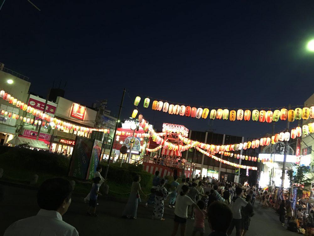 タイトル:夏祭り プチプチさん(42才)