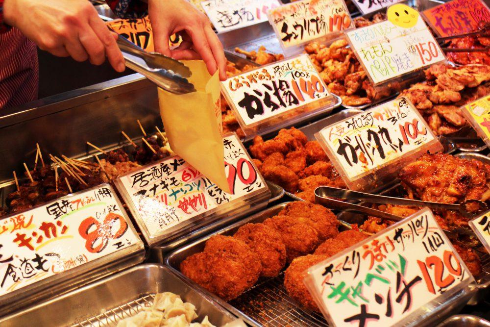 タイトル:惣菜王国! keiji Mさん
